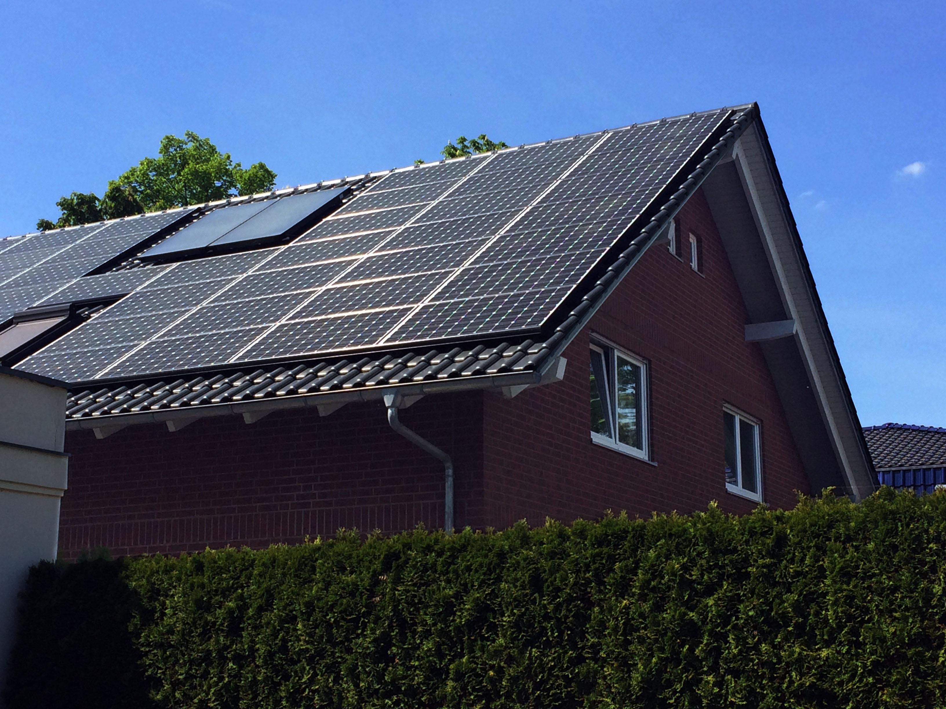 1A Solarwatt Photovoltaikanlage 2016