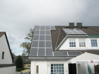 1A Photovoltaikanlage 2013