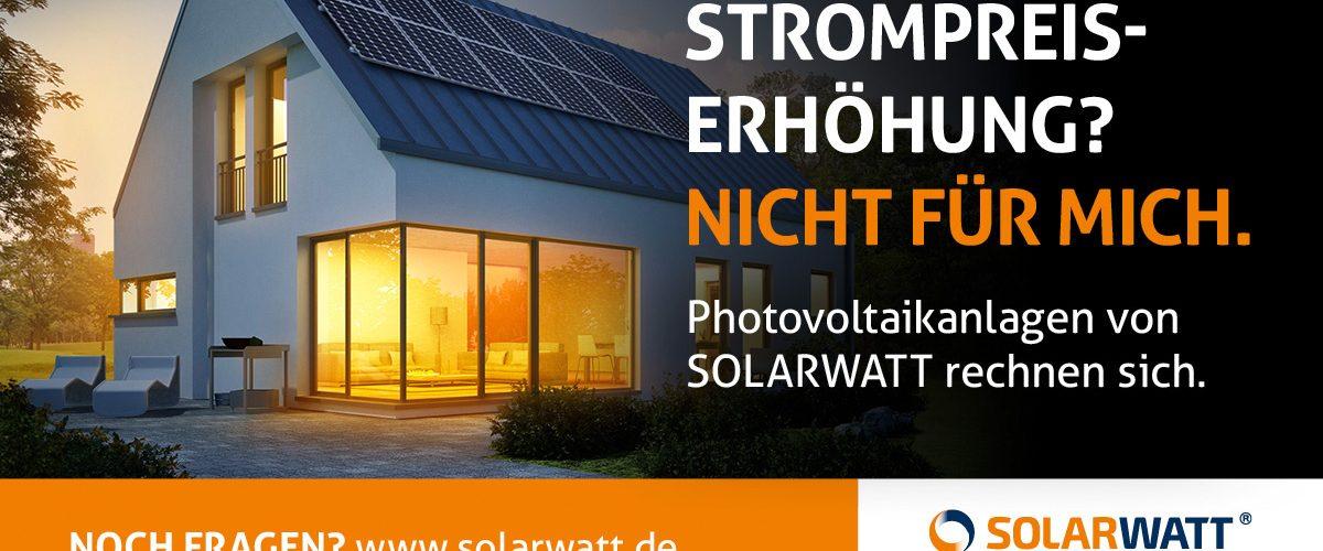 Premium Fachpartner für SOLARWATT