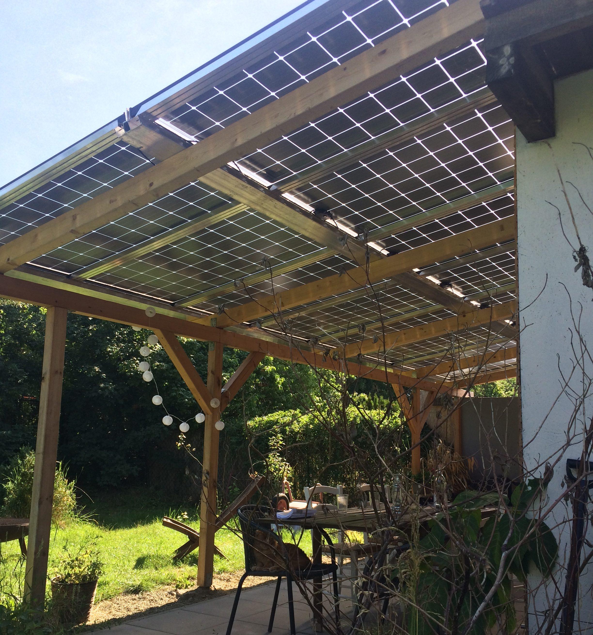 1A Photovoltaikanlage Solarwatt 2017